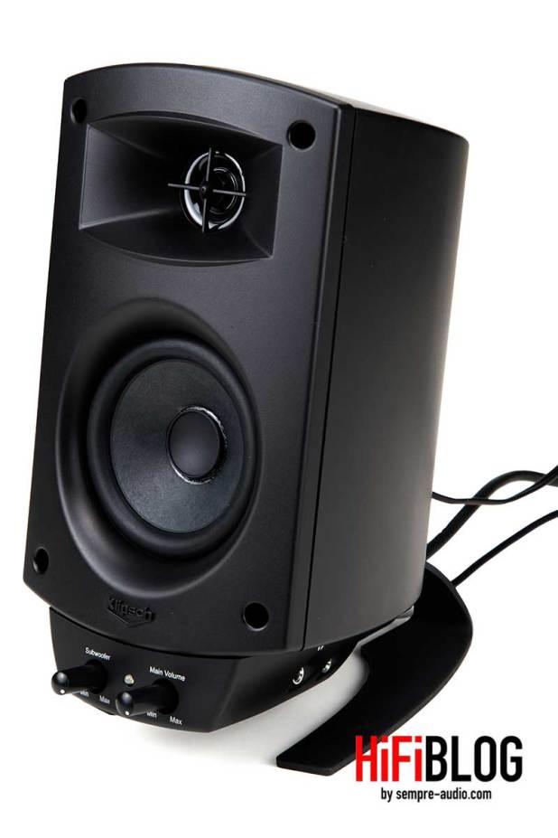 Klipsch ProMedia 2 1 BT Bluetooth Computer Speakers 07