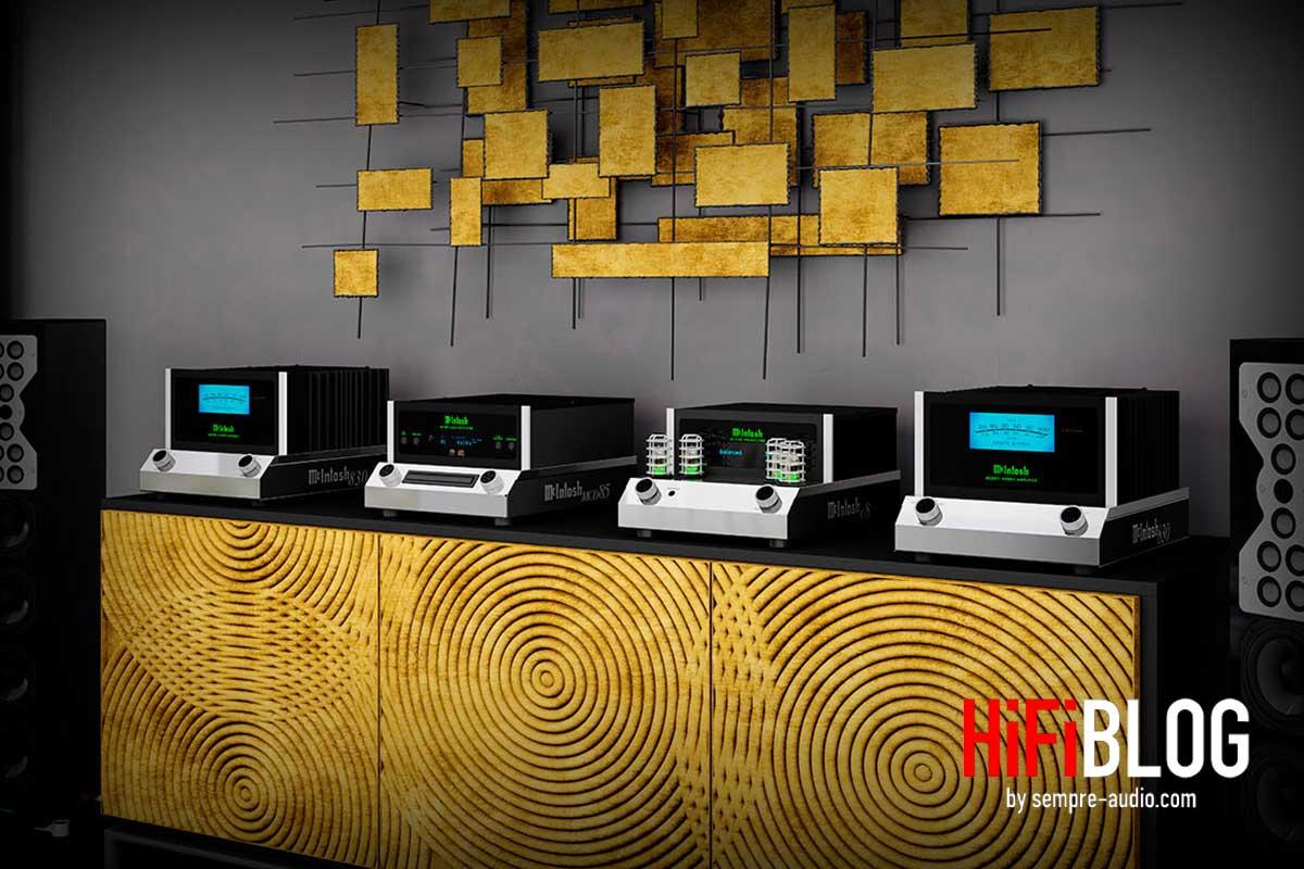 McIntosh MCD85 2 Channel SACD CD Player 01