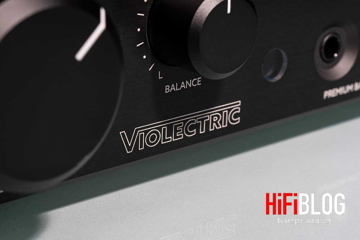 Violectric HPA V550 Premium Balanced Headphone Amp and Preamp 02