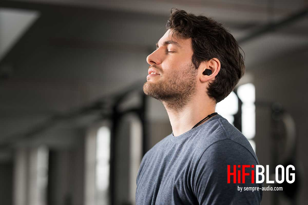 Cambridge Audio Melomania 1plus True Wireless In ear Headphones 02
