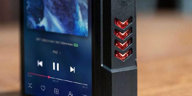 FiiO M17 Portable Desktop Player