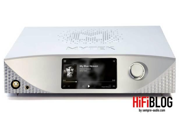 Mytek EMPIRE Streamer DAC 02