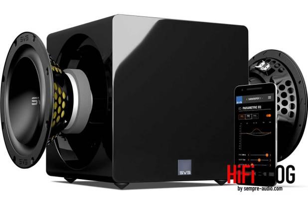 SVS 3000 Micro Subwoofer 05