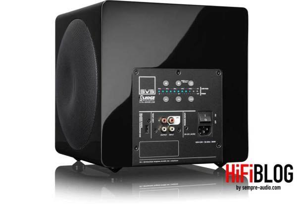 SVS 3000 Micro Subwoofer 06