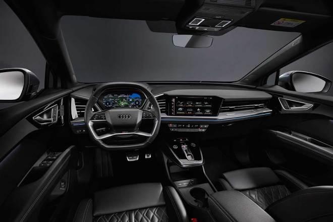 Audi Q4 e tron mit Sonos Soundsystem 04