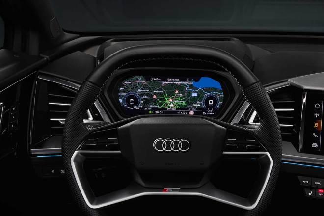 Audi Q4 e tron mit Sonos Soundsystem 06
