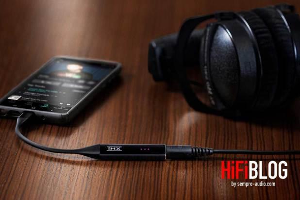 THX Onyx Portable DAC Headphone Amplifier 01
