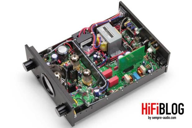 Vincent KHV 200 Hybrid Headphone Amplifier 04