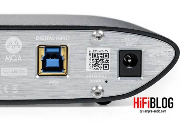 ZEN DAC V2 by iFi Audio 09