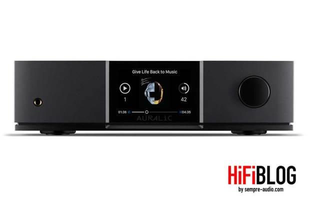 AURALiC ALTAIR G2 1 Digital Audio Streamer 03