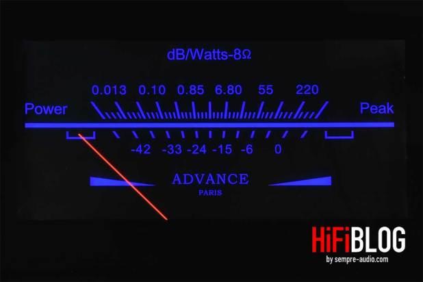 Advance Paris X A220 EVO HiFi Mono Power Amplifier 04