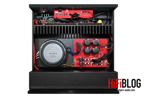 Advance Paris X A220 EVO HiFi Mono Power Amplifier 05