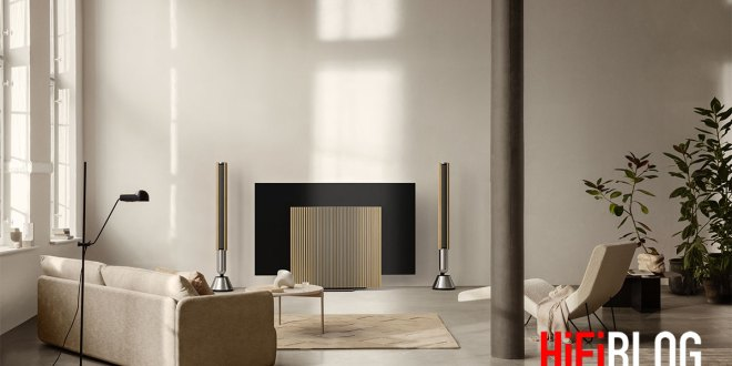 Bang & Olufsen Beolab 28 – Modern, networked stereo speakers