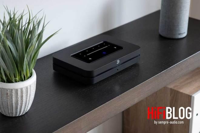 Bluesound NODE Wireless Multi Room Hi res Music Streamer 01