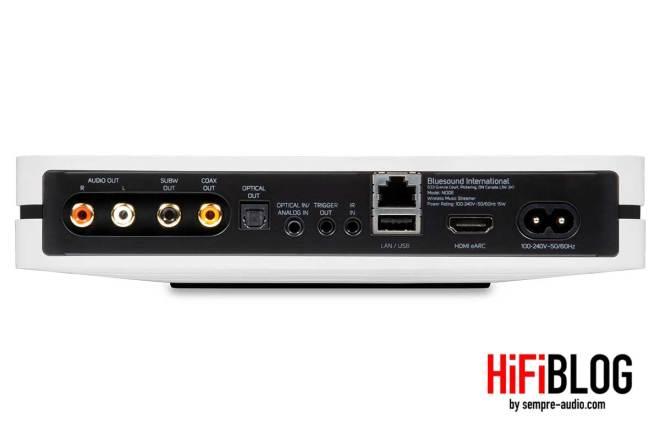 Bluesound NODE Wireless Multi Room Hi res Music Streamer 10