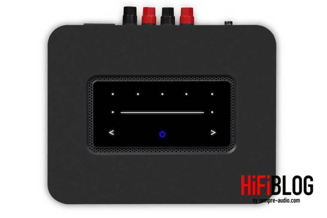 Bluesound POWERNODE Wireless Multi room Music Streaming Amplifier 09