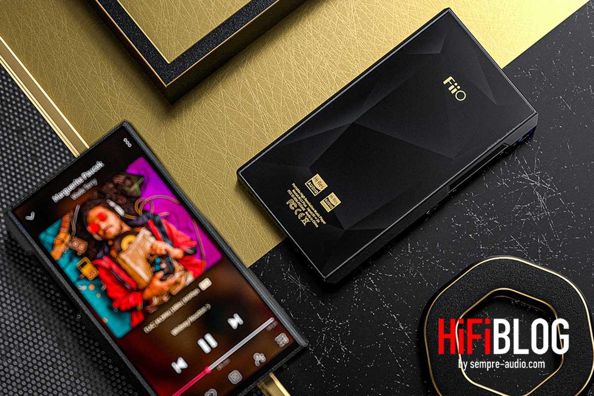FiiO M11 Plus LTD Portable Music Player 04