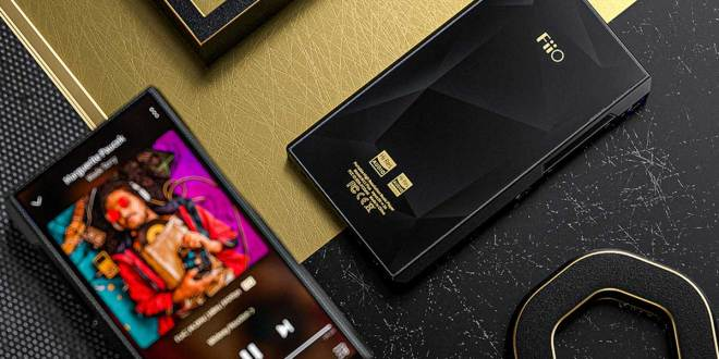 FiiO M11 Plus LTD Portable Music Player