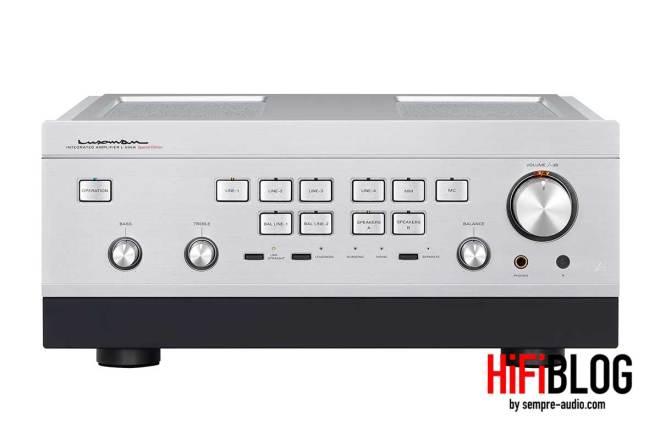 Luxman L 595A Special Edition 01