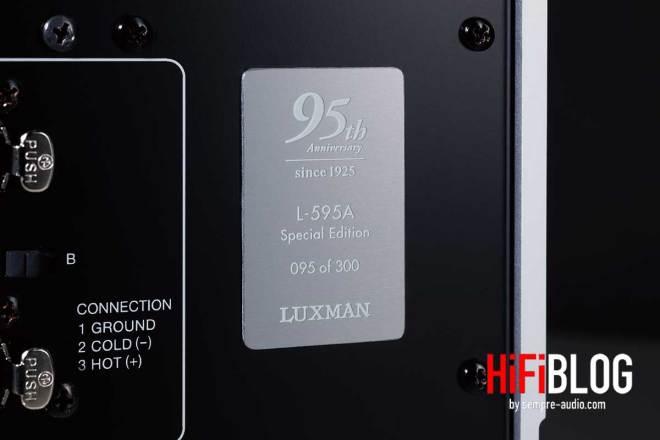 Luxman L 595A Special Edition 05