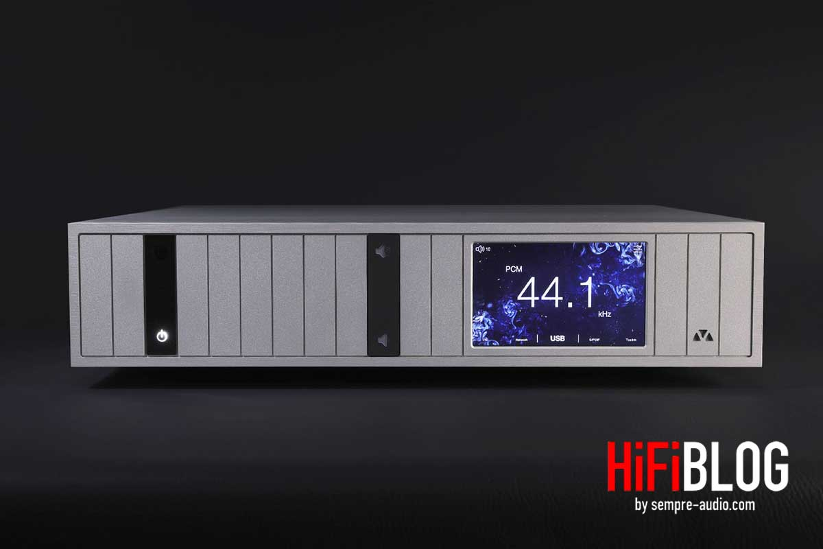 Metronome DSC – High-end Three-in-one