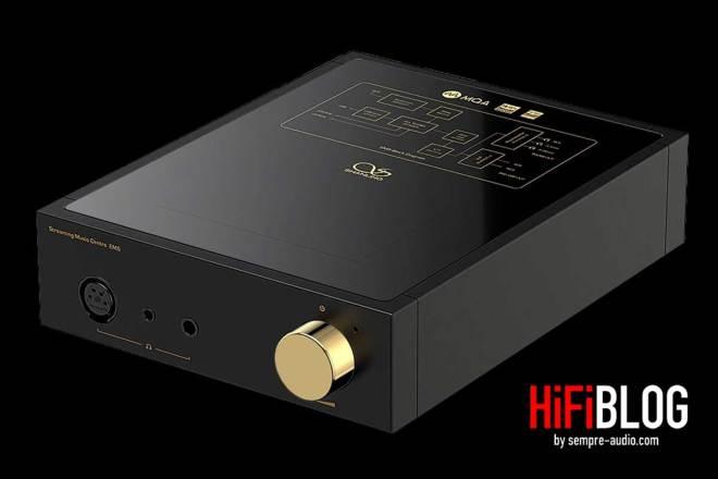 Shanling EM5 Streaming DAC/AMP