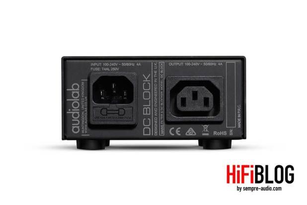Audiolab DC Block 09