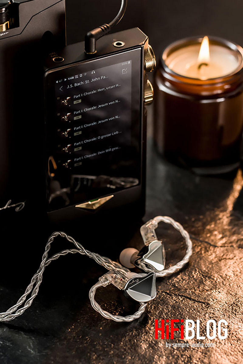 Cayin In ear Monitor YD01 Fantasy 04