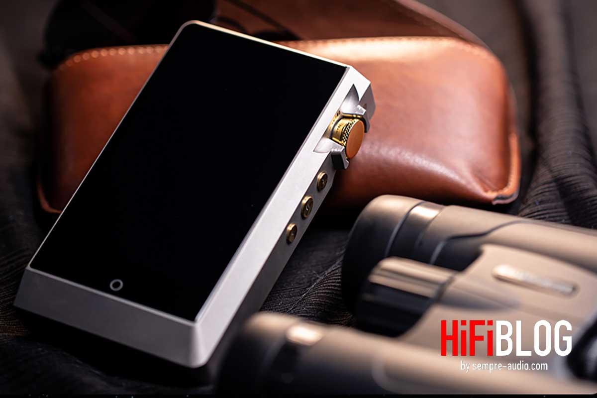 Cayin N6ii Ti R 2R Titanium Limited Edition 01
