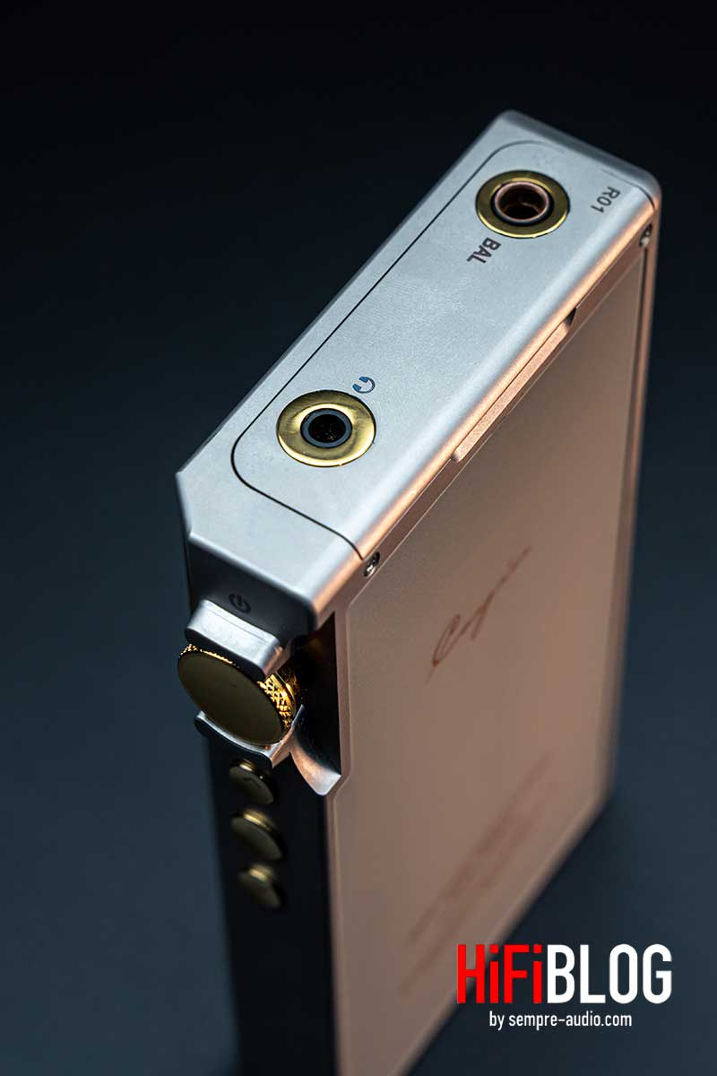 Cayin N6ii Ti R 2R Titanium Limited Edition 05
