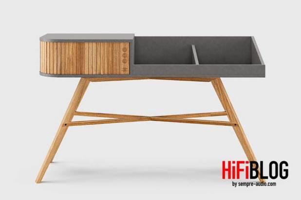 HRDL The Vinyl Table 12