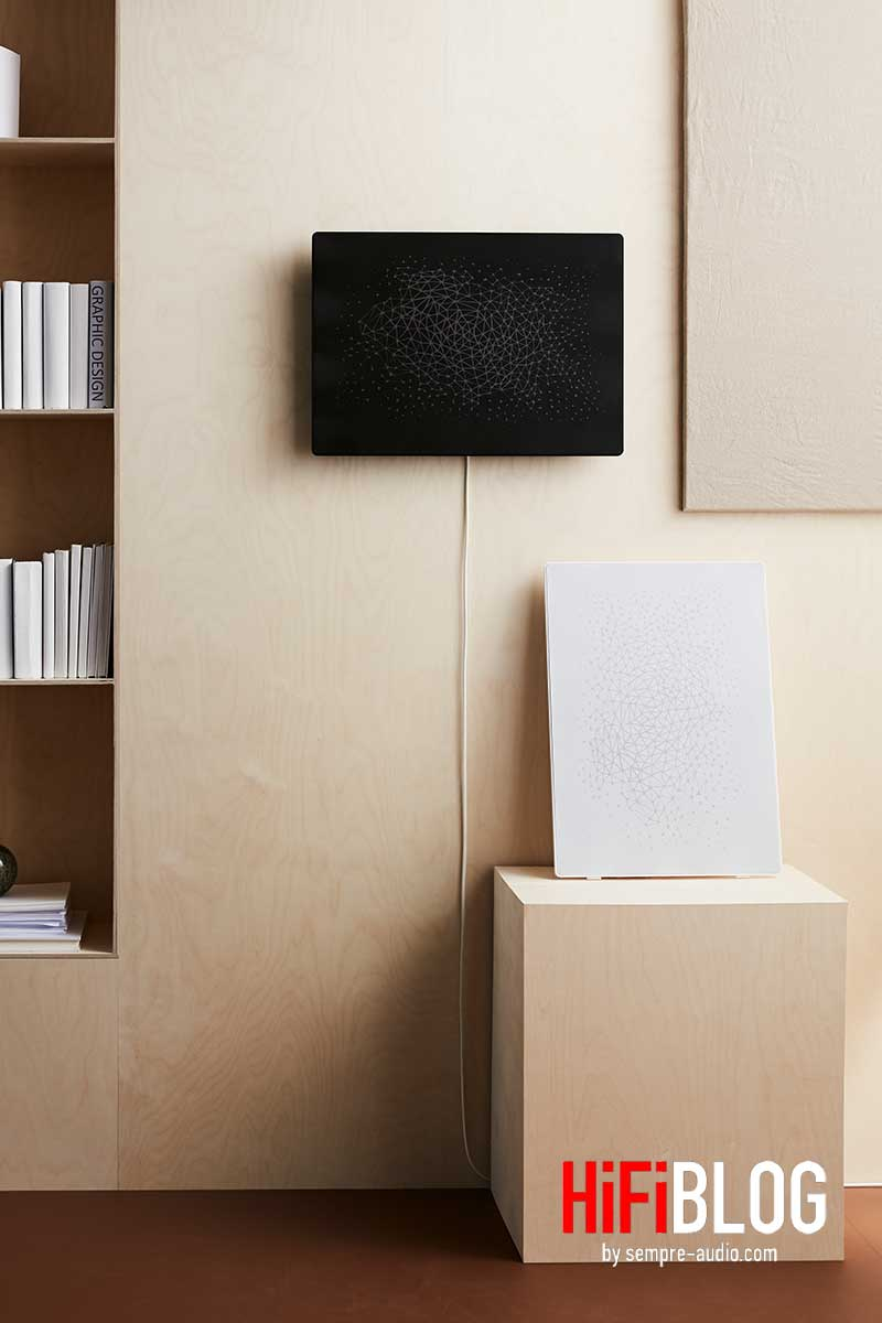 Ikea SYMFONISK Rahmen mit WiFi Speaker 01
