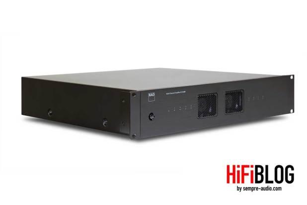 NAD CI 16 60 DSP Amplifier 02