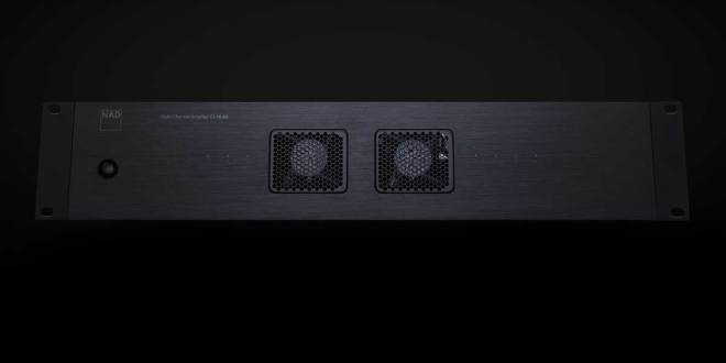 NAD CI 16-60 DSP Amplifier