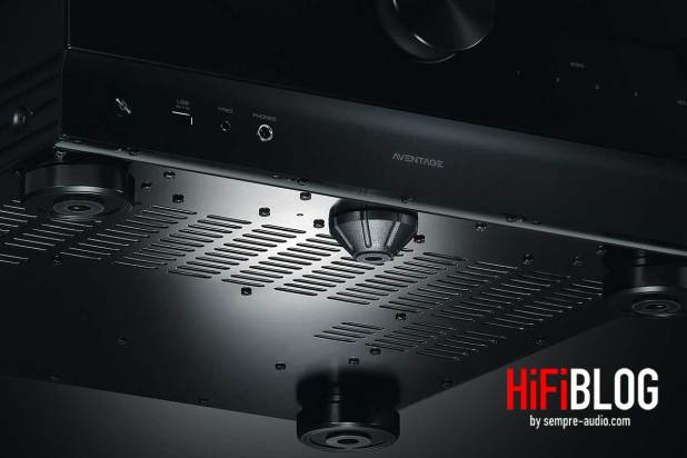 Yamaha AVENTAGE RX A8A 09