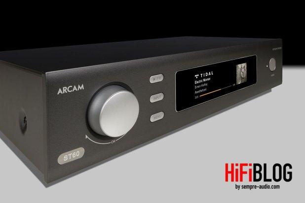 Arcam ST60 Streamer im Test 08