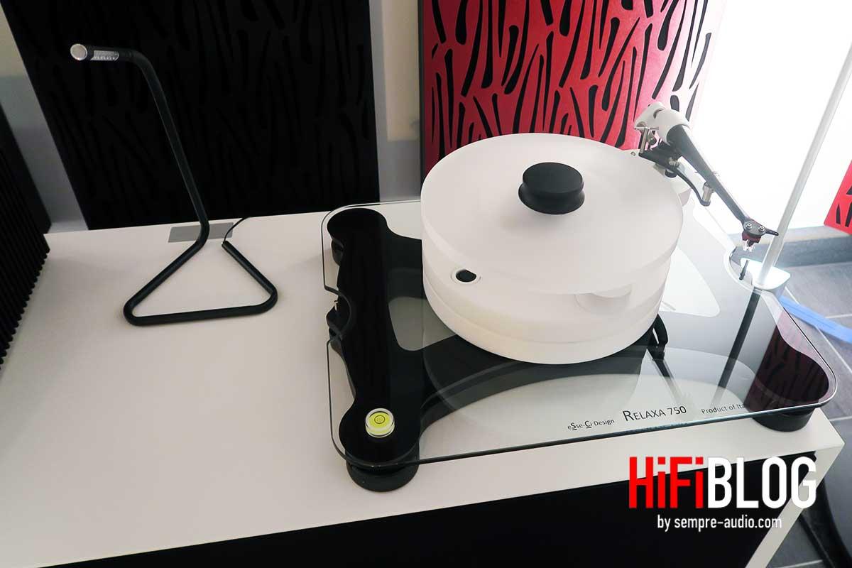 EsseCI Design SAP Audio RELAXA 750 im Test 10
