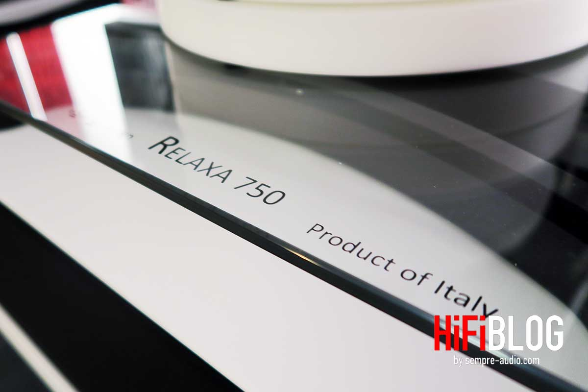 EsseCI Design SAP Audio RELAXA 750 im Test 12