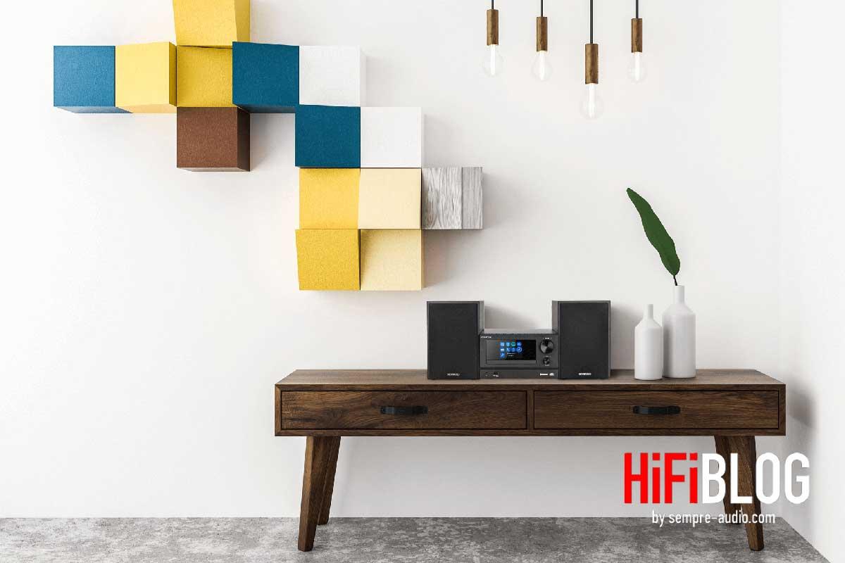 Kenwood Smart Micro HiFi System M 7000S und Kenwood Smart Micro HiFi System M 9000S 01
