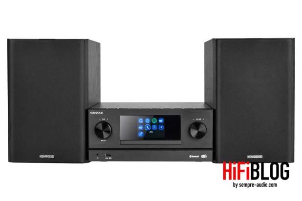 Kenwood Smart Micro HiFi System M 7000S und Kenwood Smart Micro HiFi System M 9000S 08