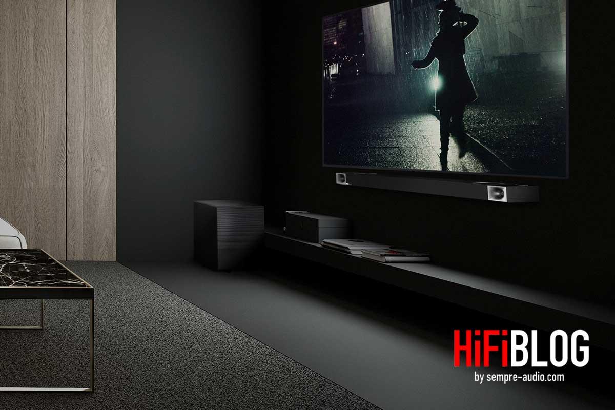Klipsch Cinema 1200 Dolby Atmos 5 1 4 Sound Bar 04