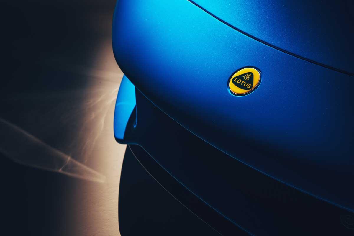 Lotus Emira KEF Premium Audio System KEF Uni Q Chassis 07