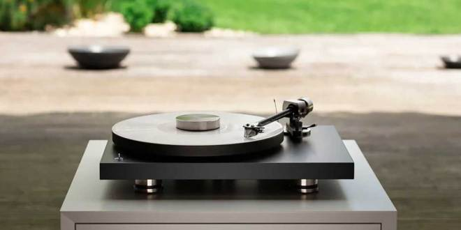 Pro-Ject Record Puck PRO – With nickel finish