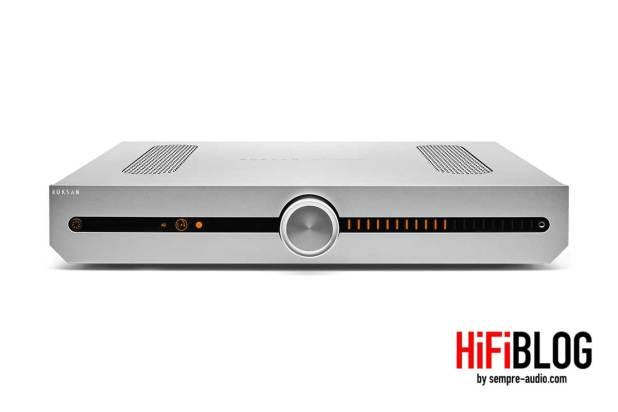 Roksan Attessa Integrated Amplifier 02