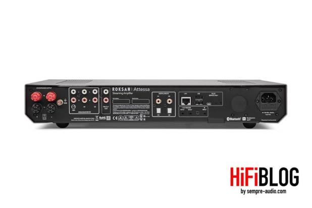 Roksan Attessa Streaming Amplifier 05