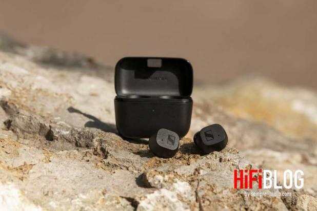 Sennheiser CX True Wireless 09