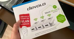 devolo Mesh WLAN 2 Multiroom Kit