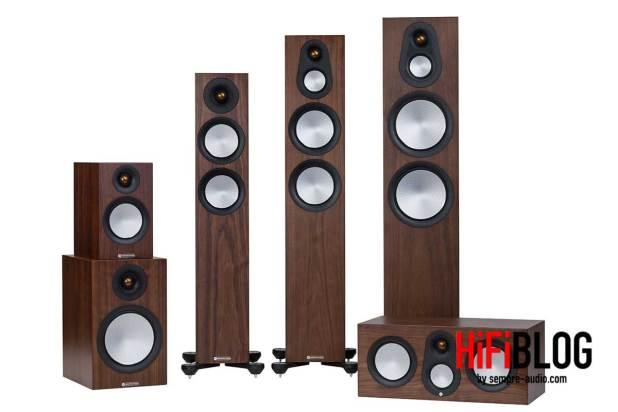 Monitor Audio Silver Series 7G 17