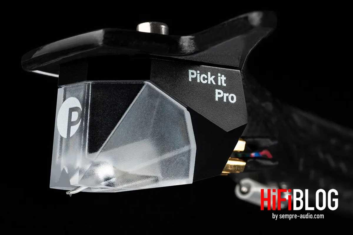 Pro Ject Pick it PRO 04