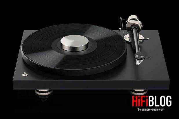 Pro Ject Record Puck PRO 02